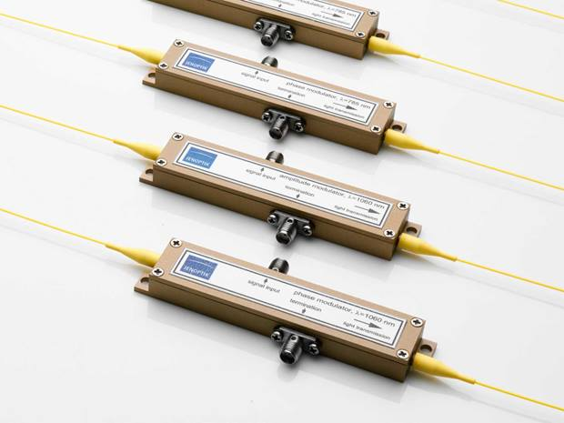Integrated Optical Light Modulators
