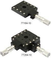 7T164-10, 7T264-10 - Ultra Low Profile Steel Translation Stage