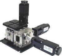电动光纤耦合台
