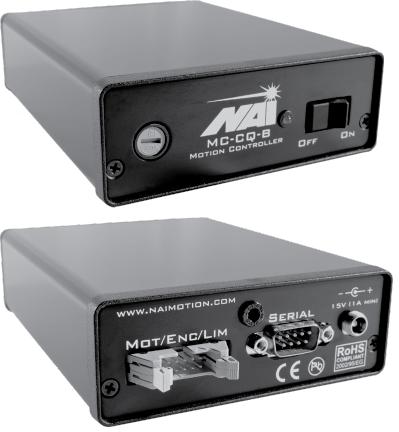 MC-CQ运动控制放大系统