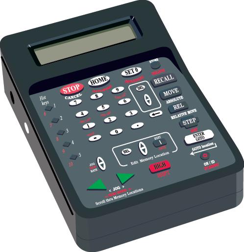 微型位移台控制器