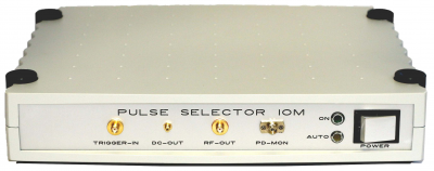 Pulse Selector IOM