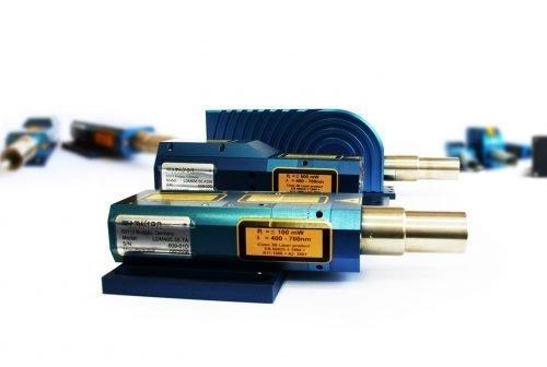 Laboratory-Style CW Lasers