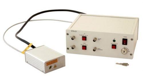 主动调Q激光器
