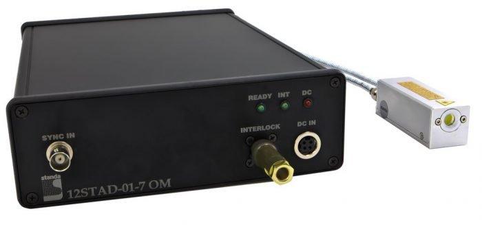 STA-01-7 OM 单脉冲激光器